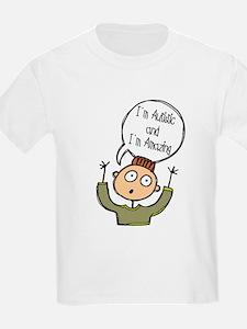 Autistic & Amazing T-Shirt