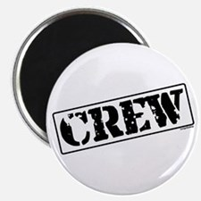 "Crew Stamp 2.25"" Magnet (10 pack)"