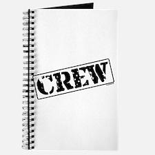 Crew Stamp Journal