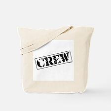 Crew Stamp Tote Bag
