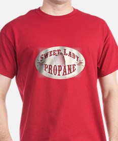 Sweet Lady Propane T-Shirt