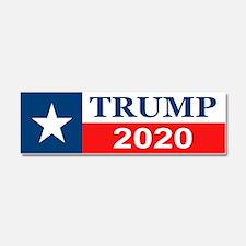 Trump 2020 Car Magnet 10 x 3