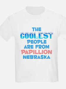 Coolest: Papillion, NE T-Shirt