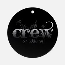 Urban Crew Ornament (Round)