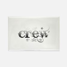Urban Crew Rectangle Magnet
