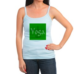 Yoga Jr.Spaghetti Strap