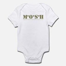 M*O*S*H - Headbangers Dance T Infant Bodysuit