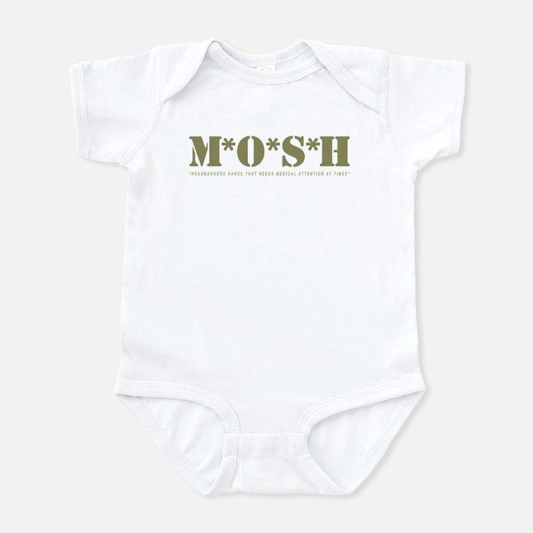 M*O*S*H - Headbangers Dance T Infant Bodysuit