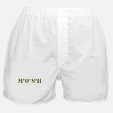 M*O*S*H - Headbangers Dance T Boxer Shorts