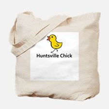 Huntsville Chick Tote Bag