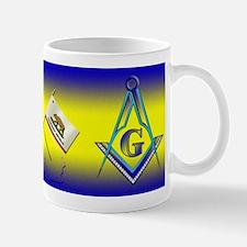 California Masons Mug
