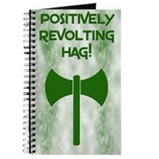 Positively Revolting Hag Journal