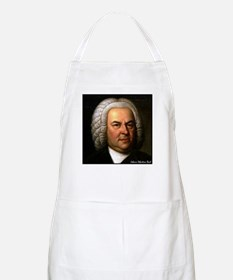 "Faces ""Bach"" BBQ Apron"