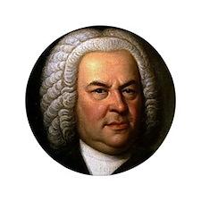 """Faces """"Bach"""" 3.5"""" Button"""