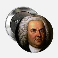 """Faces """"Bach"""" 2.25"""" Button"""