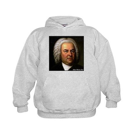 "Faces ""Bach"" Kids Hoodie"