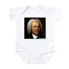"""Faces """"Bach"""" Infant Bodysuit"""