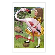 ALICE AND THE CATERPILLAR Postcards (Package of 8)