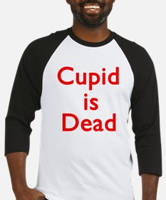 Cupid is Dead Baseball Jersey