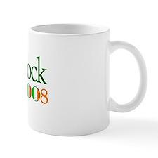 Shamrock O'bama 2008 Small Mug