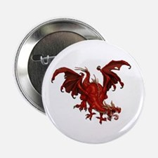 "Red Dragon 2.25"" Button"