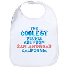 Coolest: San Andreas, CA Bib