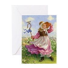 Little Bo Peep Greeting Card
