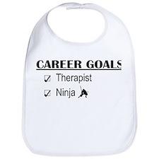 Therapist Career Goals Bib