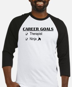 Therapist Career Goals Baseball Jersey