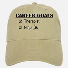 Therapist Career Goals Baseball Baseball Cap