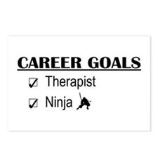 Therapist Career Goals Postcards (Package of 8)