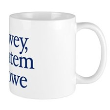 DEWEY, CHEATEM & HOWE - Small Mug