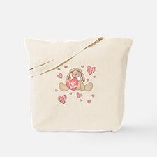 Love and Hugs Tote Bag