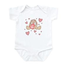Love and Hugs Infant Bodysuit