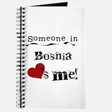 Bosnia Loves Me Journal
