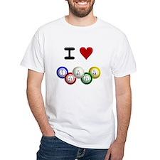 I LUV BINGO Shirt