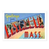 Plymouth ma Postcards