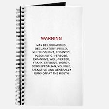 Loquacious Journal