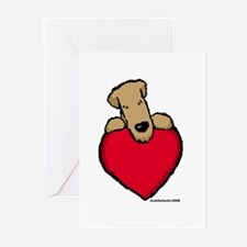 SCWT heart Greeting Cards (Pk of 10)