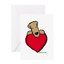SCWT heart Greeting Card