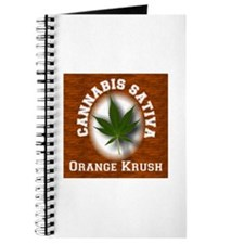 Orange Krush T-Shirts Journal