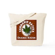 Orange Krush T-Shirts Tote Bag
