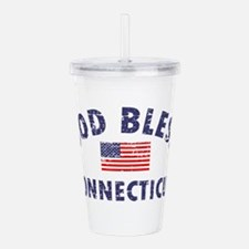 connecticut design Acrylic Double-wall Tumbler