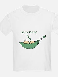 """""""peapod twins"""" T-Shirt"""