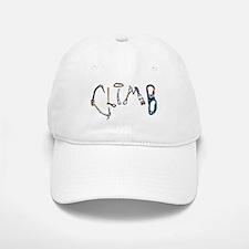 Climb Graffiti Baseball Baseball Cap