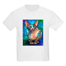 Sphynx cat #1 Kids T-Shirt