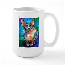 Sphynx cat #1 Mug