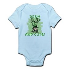 Irish and Cute for Kids Infant Bodysuit