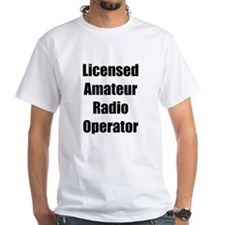 Licensed Radio Operator Shirt