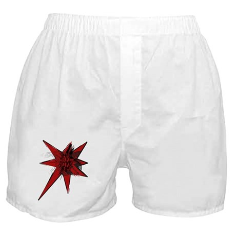 Red Riot Boxer Shorts